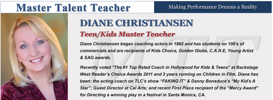 Kids and Teens - Diane Christiansen
