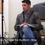 You Got the Audition, Now What?