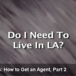 Dancers - How to Get an Agent, Part 2