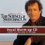 Vocal CD warmup for women