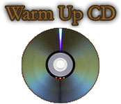 Warm up CD by Diane Christiansen