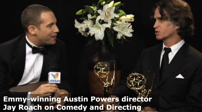 Director Jay Roach