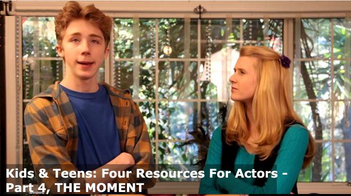 Four Resources for Actors Part 4
