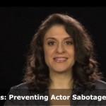 CYR Preventing Actor Sabotage