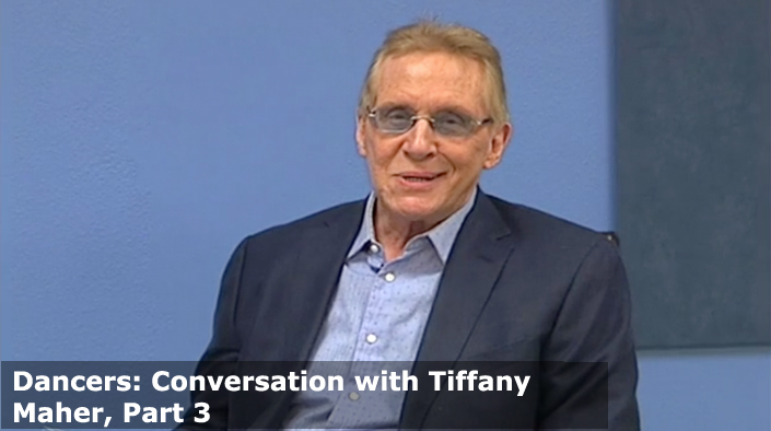 Conversation with Tiffany Maher pt 3