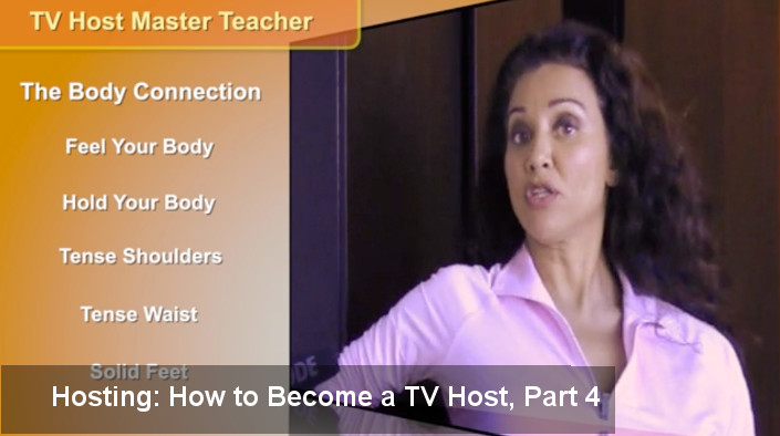 How to Become a TV Host - Part 4