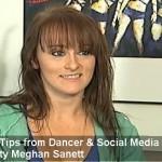 Dancer Meghan Sanett