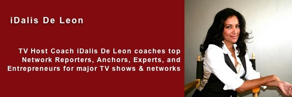 iDalis De Leon - TV Hosts