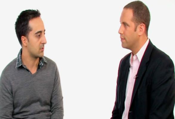 Gerry Katzman and Amir Talai
