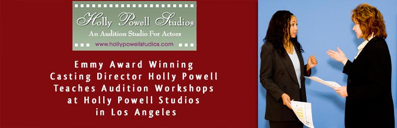 Audition Master Teacher Holly Powell