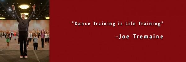 Dance Master Teacher Joe Tremaine