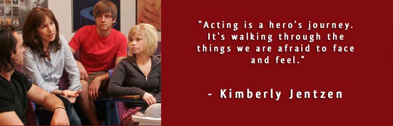Acting Master Teacher Kimberly Jentzen