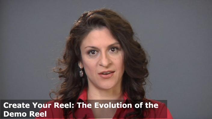 Demo Reel Evolution
