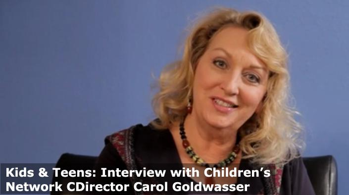 Interview with Carol Goldwasser